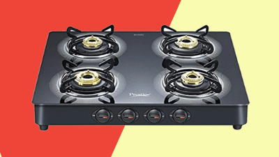 Prestige Four Burners Gas Stoves