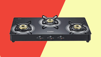 Prestige Three Burners Gas Stoves