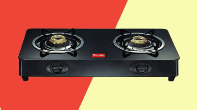 Prestige Two Burners Gas Stoves