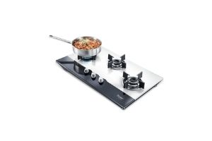 Prestige Hob Top Glass Automatic Hob (3 Burners)