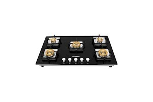 Faber 90 cm Hobtop 5 Burner, Auto Ignition